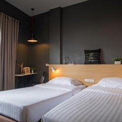 Отель Srisuksant Square Стандартный номер с 2 отдельными кроватями фото 4