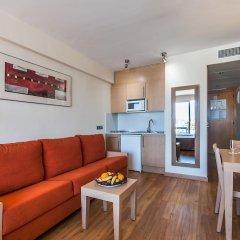 Отель Aparthotel Ponent Mar Улучшенная студия с двуспальной кроватью фото 5