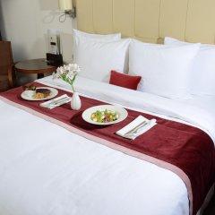 Гостиница DoubleTree by Hilton Novosibirsk 4* Стандартный номер разные типы кроватей фото 14