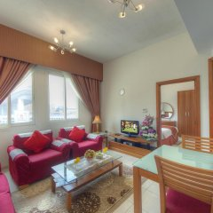 La villa Najd Hotel Apartments комната для гостей фото 7
