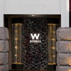 Отель W aramis Япония, Токио - отзывы, цены и фото номеров - забронировать отель W aramis онлайн интерьер отеля фото 3