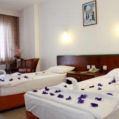 Azak Beach Hotel 3* Стандартный номер с различными типами кроватей фото 11