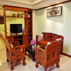 Отель Baan SS Karon 3* Улучшенный номер с различными типами кроватей фото 7