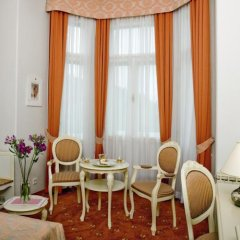 Отель Orea Palace Zvon Марианске-Лазне в номере фото 2