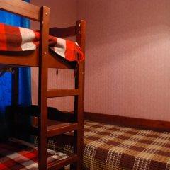 Hostel Panamas Стандартный семейный номер с разными типами кроватей фото 3