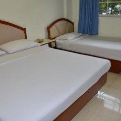 Отель Bangkok Condotel 3* Стандартный номер с различными типами кроватей фото 5