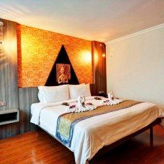 Jomtien Garden Hotel & Resort 4* Номер Делюкс с различными типами кроватей фото 23