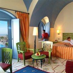 Отель El Wekala Aqua Park Resort комната для гостей фото 2