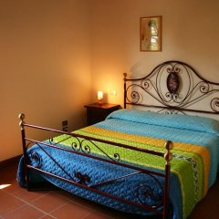Отель Fattoria il Musarone Синалунга комната для гостей фото 4