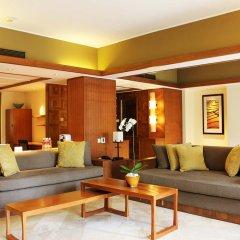 Отель Grand Hyatt Bali 5* Представительский люкс с различными типами кроватей фото 5