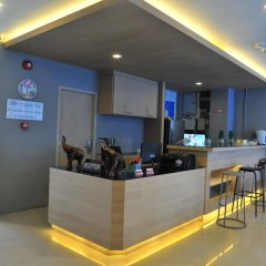 Lu Lu Hotel гостиничный бар