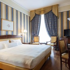 Hotel De La Ville 4* Номер Делюкс с различными типами кроватей фото 2