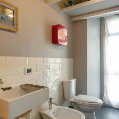 Отель Appartamento Piazza delle Oche Генуя ванная