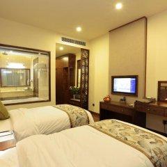 Sapa Legend Hotel & Spa 3* Улучшенный номер с различными типами кроватей фото 2