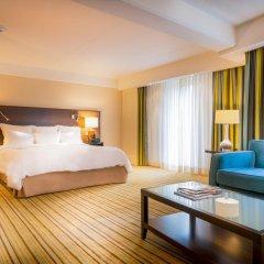 Renaissance Amsterdam Hotel 5* Улучшенный номер с различными типами кроватей