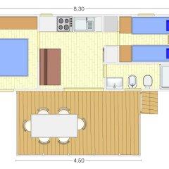 Отель Castroboleto Village Нова-Сири интерьер отеля