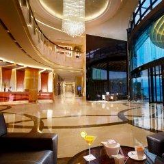 Renaissance Chengdu Hotel 4* Номер Делюкс с различными типами кроватей фото 2