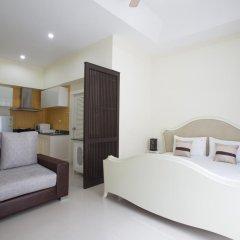 Отель Wonderful Pool house at Kata 3* Стандартный номер двуспальная кровать фото 5