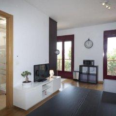 Отель Apartamentos Atocha Испания, Мадрид - отзывы, цены и фото номеров - забронировать отель Apartamentos Atocha онлайн комната для гостей фото 5