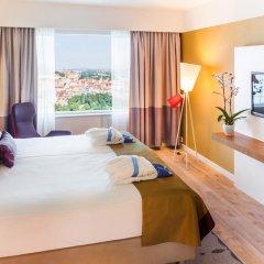 Radisson Blu Sky Hotel, Tallinn 4* Люкс с разными типами кроватей фото 6