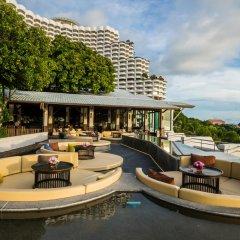 Отель Royal Cliff Beach Terrace Hotel Таиланд, Паттайя - отзывы, цены и фото номеров - забронировать отель Royal Cliff Beach Terrace Hotel онлайн бассейн фото 3