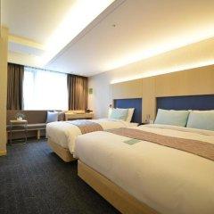 Отель A First Myeong Dong 3* Номер Делюкс