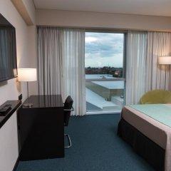 Gala Hotel y Convenciones 3* Номер Делюкс с двуспальной кроватью фото 5