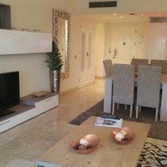 Отель Coral Beach Aparthotel 4* Улучшенные апартаменты с различными типами кроватей фото 15