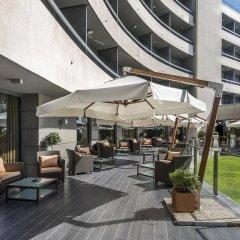 Hotel Eurostars Monte Real бассейн