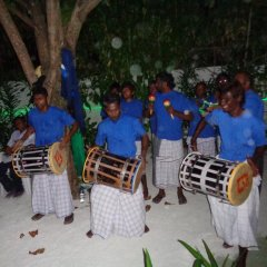 Отель Askani Thulusdhoo Остров Гасфинолу питание