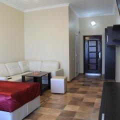 Mini Hotel Parus комната для гостей