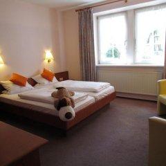 Ferien- und Reitsport Hotel Brunnenhof 3* Стандартный номер с различными типами кроватей