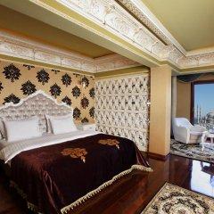 DeLuxe Golden Horn Sultanahmet Hotel комната для гостей фото 2