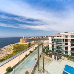 Отель Apartotel Ferrer Skyline Испания, Сьюдадела - отзывы, цены и фото номеров - забронировать отель Apartotel Ferrer Skyline онлайн пляж