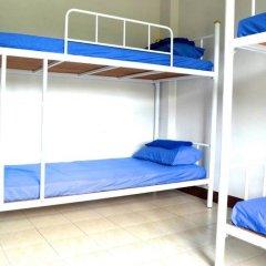 Отель Backpacker Time Guest House 2* Кровать в общем номере фото 4