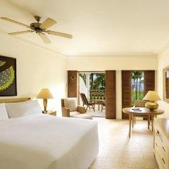Отель Hilton Mauritius Resort & Spa 5* Номер Делюкс с двуспальной кроватью фото 2