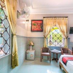Отель Binh Yen Homestay (Peace Homestay) комната для гостей фото 4