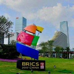 Отель Xiamen International Conference Hotel Китай, Сямынь - отзывы, цены и фото номеров - забронировать отель Xiamen International Conference Hotel онлайн спортивное сооружение