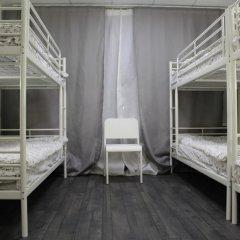 Хостел Ника-Сити Кровать в женском общем номере с двухъярусными кроватями
