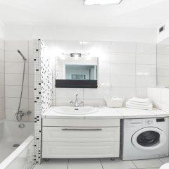 Отель Luwri Apartments Польша, Варшава - отзывы, цены и фото номеров - забронировать отель Luwri Apartments онлайн ванная фото 2
