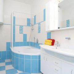Апартаменты Ostrovni 7 Apartments Прага ванная