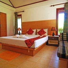 Отель Golden Bay Cottage 3* Бунгало Делюкс с различными типами кроватей фото 4