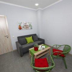 Hotel Lokatsia комната для гостей фото 5
