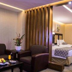 Olive Tree Hotel Amman 4* Номер Делюкс с 2 отдельными кроватями
