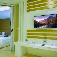 Отель Hamilton Grand Residence 3* Представительский люкс с различными типами кроватей фото 4