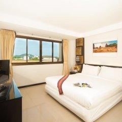Отель Crystal Inn Phuket 3* Стандартный номер фото 2