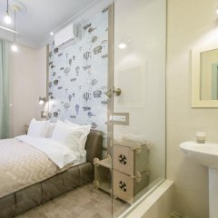 Гостиница Partner Guest House Shevchenko 3* Стандартный номер с различными типами кроватей фото 16