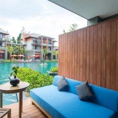 Отель Mai Khao Lak Beach Resort & Spa 4* Люкс повышенной комфортности с различными типами кроватей фото 26