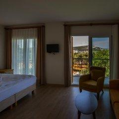 Отель Clementine Suits Sigacik Сыгаджик комната для гостей фото 3
