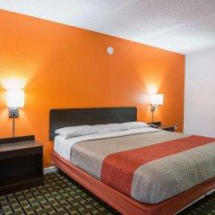 Отель Motel 6 Vicksburg, MS 2* Стандартный номер с различными типами кроватей фото 12